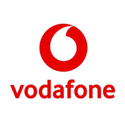 vodafone-phone Logo